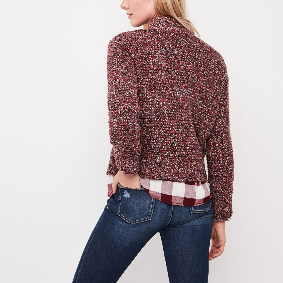 Roots-undefined-Spencer Mock Neck Sweater-undefined-D