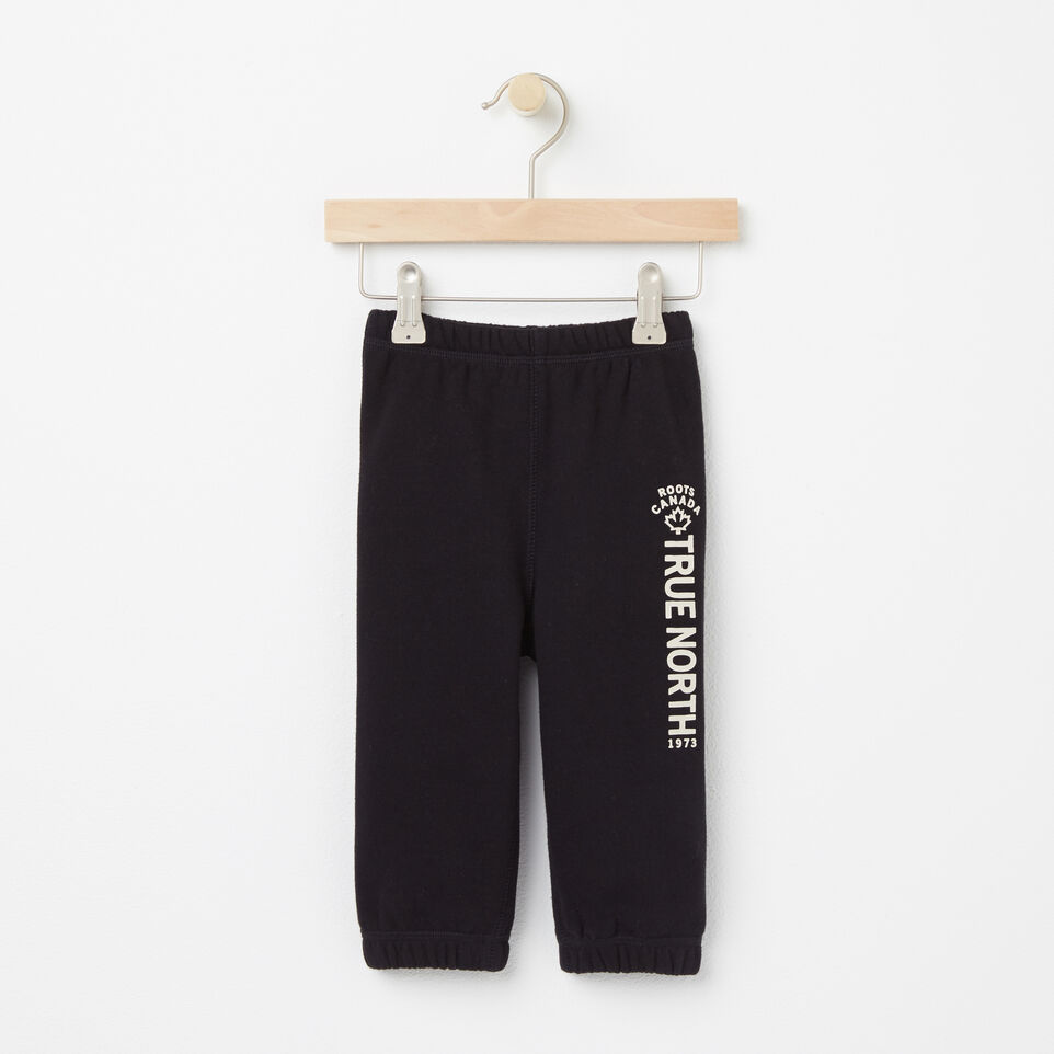 Roots-undefined-Baby True North Original Sweatpant-undefined-A