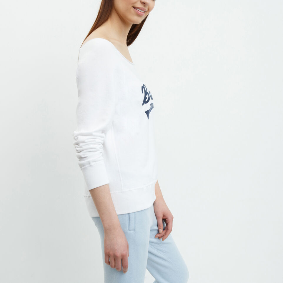 Roots-undefined-Womens Blue Jays Wide Neck Crew-undefined-C