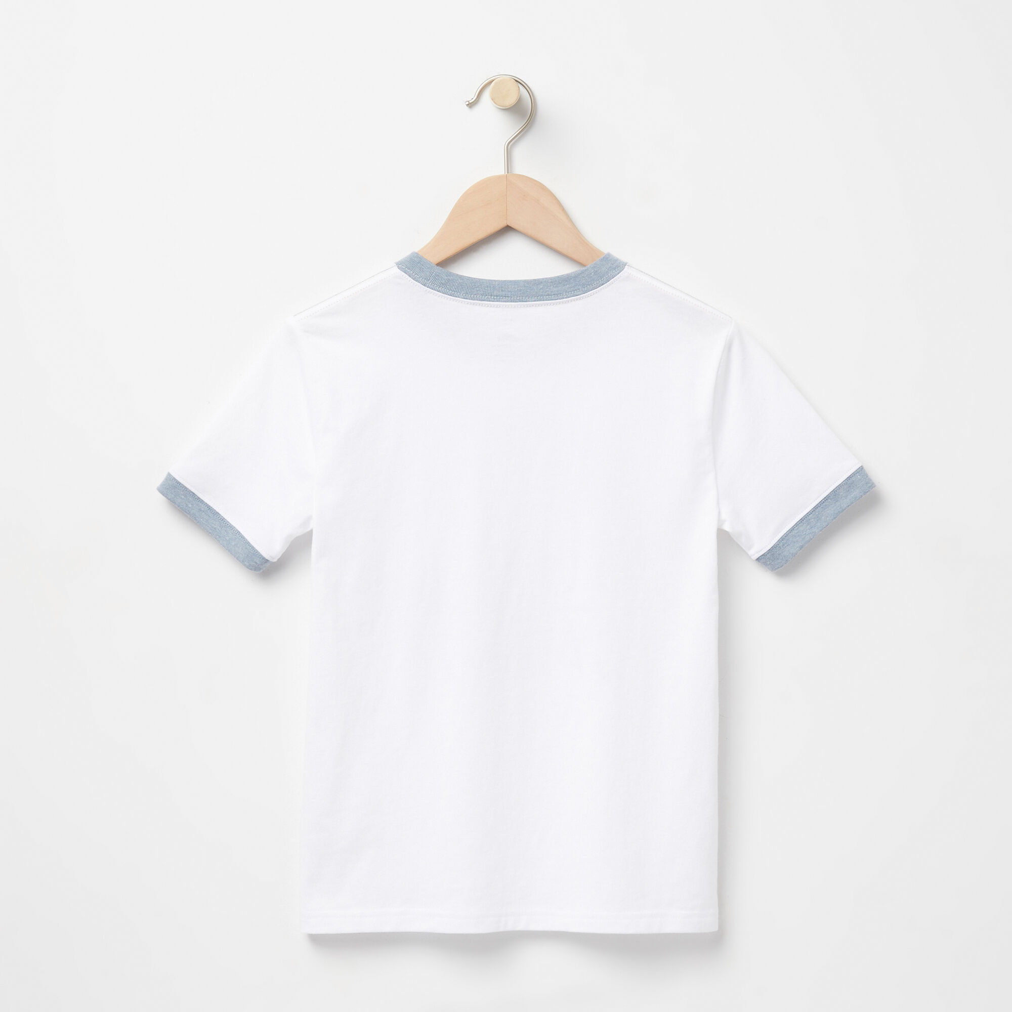 Boys Digby Ringer Top
