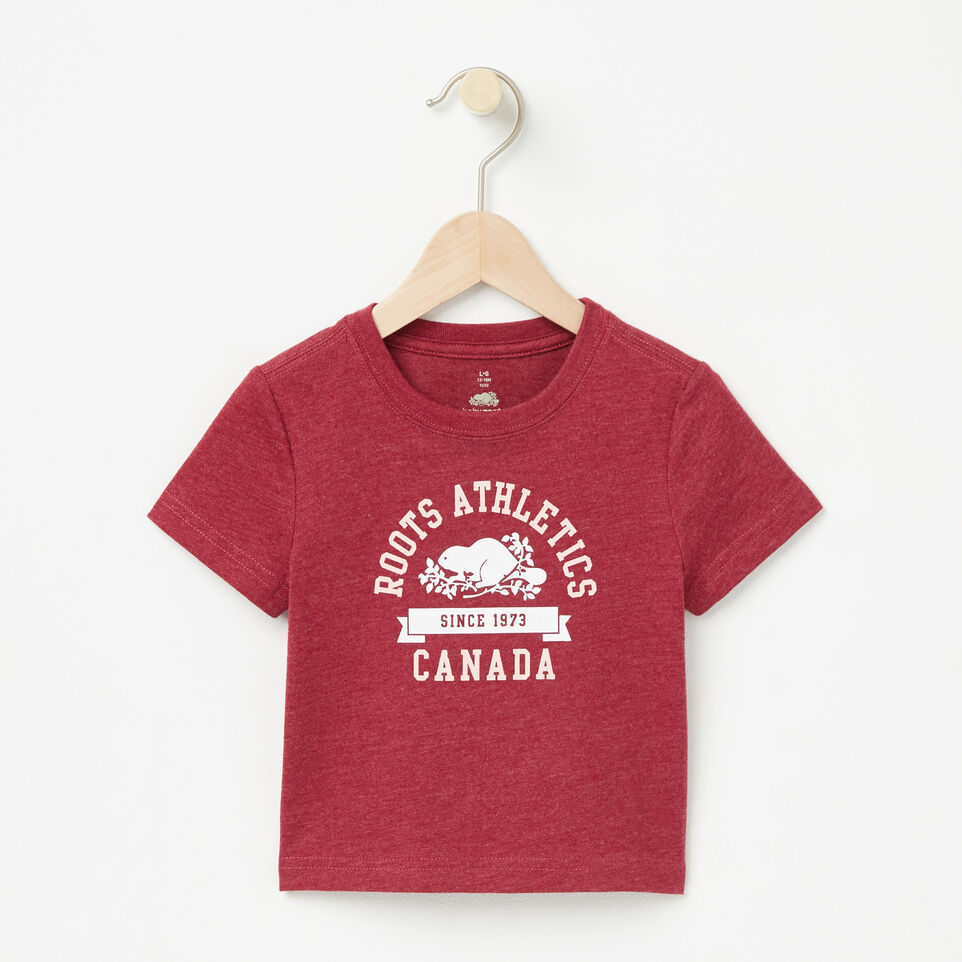 Roots-undefined-Baby Laurier T-shirt-undefined-A
