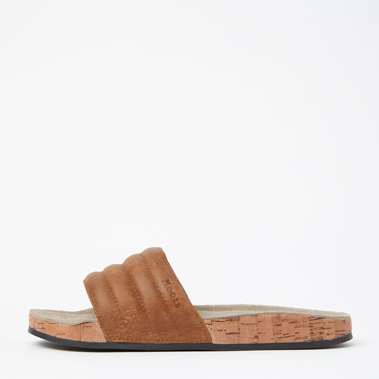Roots-Shoes Sandals-Mens Roots Slide Tribe-Africa-A