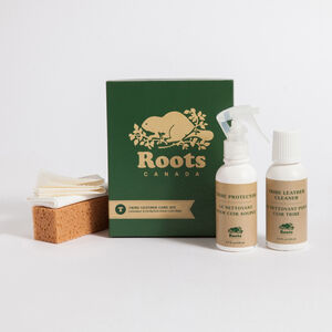 Roots-Leather Leather Care Products-Tribe Leather Kit-Nocolor-A