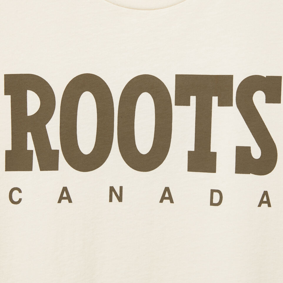 Roots-undefined-T-shirt Roots Rétro-undefined-C