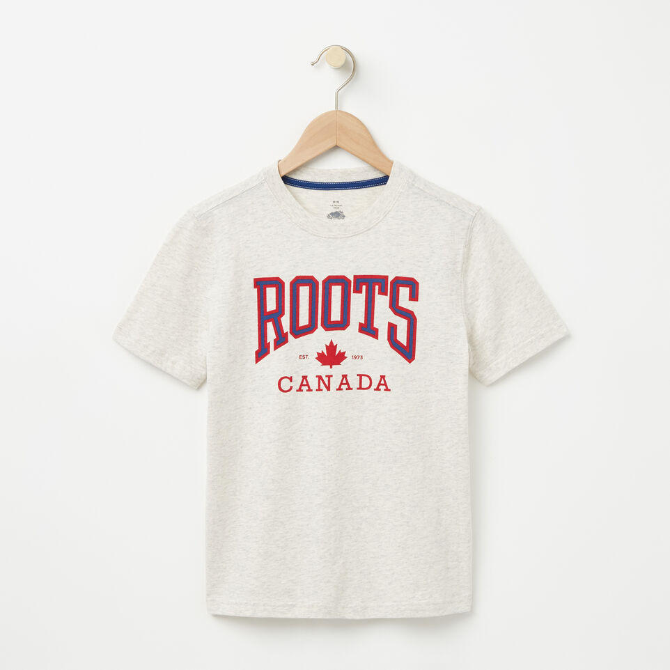 Roots-undefined-Boys Raiders Camp T-shirt-undefined-A