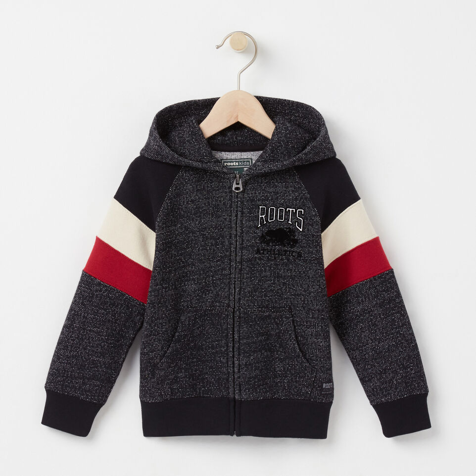 Roots-undefined-Toddler Colour Block Full Zip Hoody-undefined-A