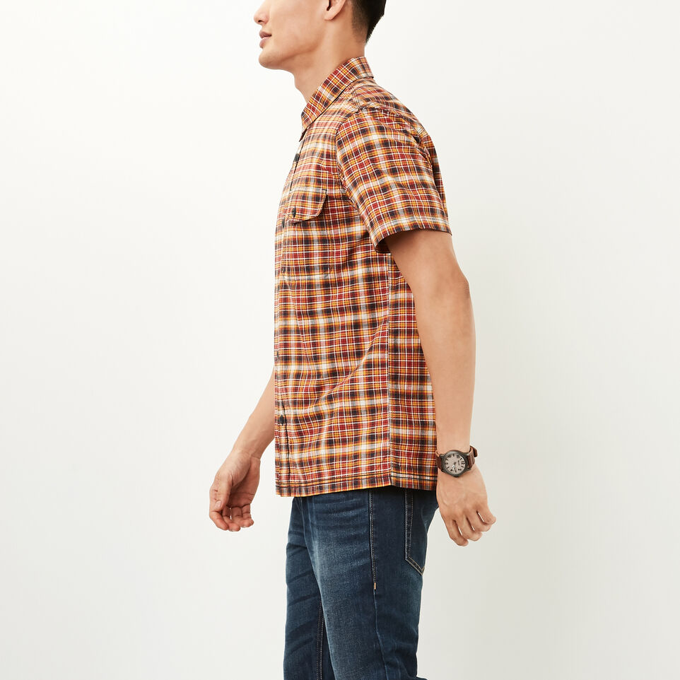 Roots-undefined-Camp Short Sleeve Shirt-undefined-B