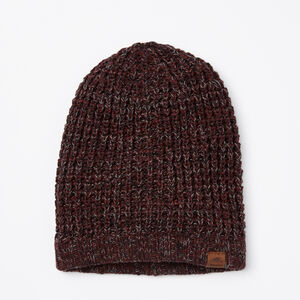 Roots-Women Hats-Lori Sloppy Toque-Crimson-A