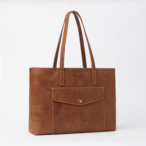 Roots-Women Totes-Uptown Tote Tribe-Africa-A