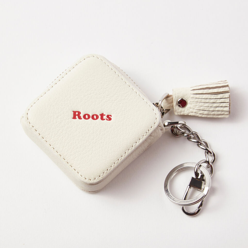 Roots-undefined-Canada Flag Key Chain Pouch Prince-undefined-B