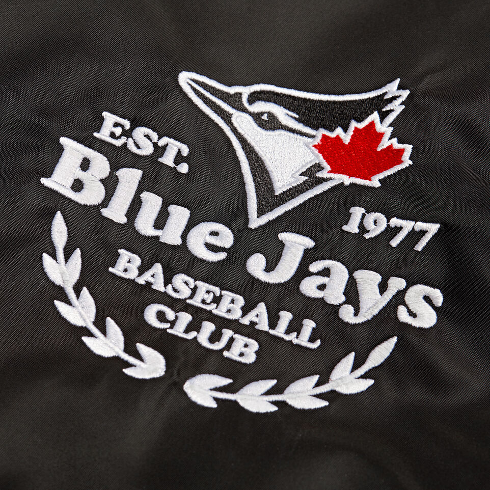 Roots-undefined-Blue Jays Nylon Jacket-undefined-E
