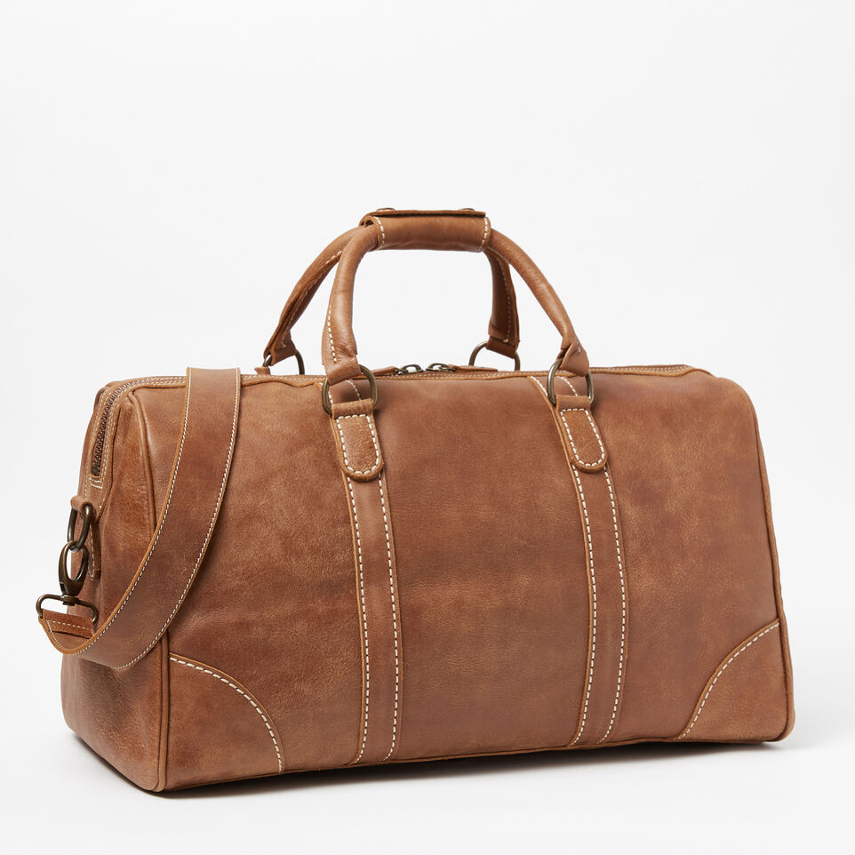 Roots-undefined-Petit Sac Banff Cuir Tribe-undefined-C