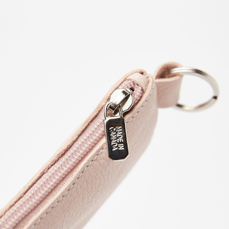 Roots-undefined-Top Zip Key Pouch Prince-undefined-B