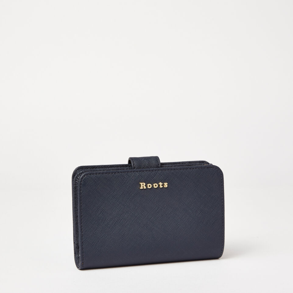 Roots-undefined-Bridget Wallet Saffiano-undefined-D