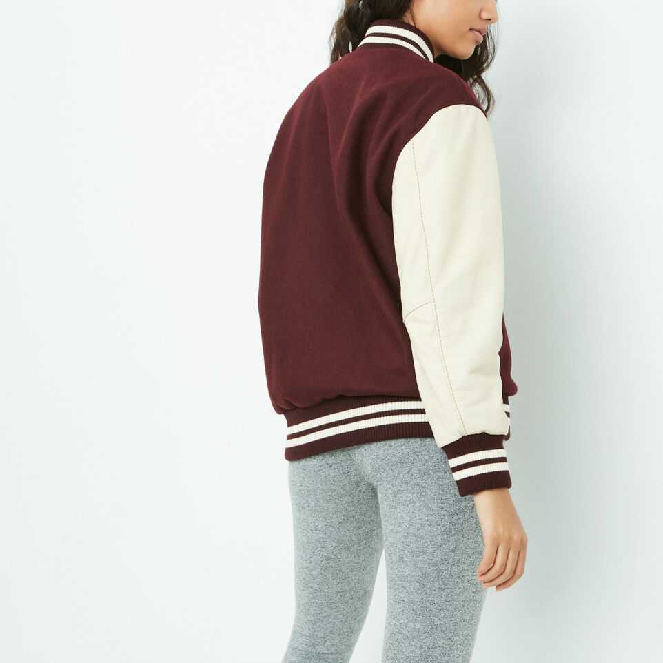 Roots-undefined-Womens Boyfriend Varsity Jacket-undefined-D