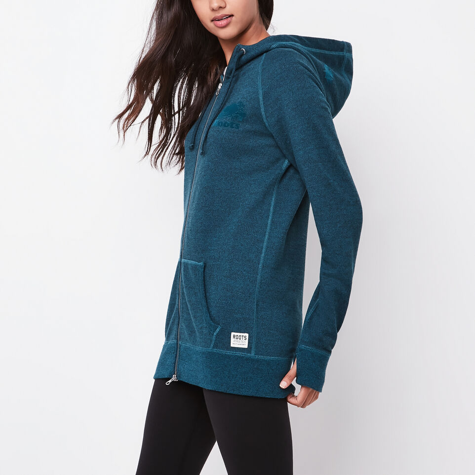 Roots-undefined-Capri Full Zip Hoody-undefined-B