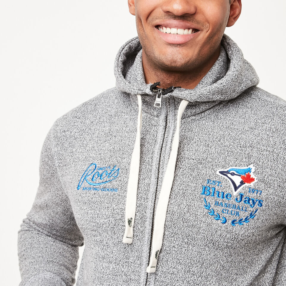 Roots-undefined-Mens Blue Jays Zip Hoody-undefined-C