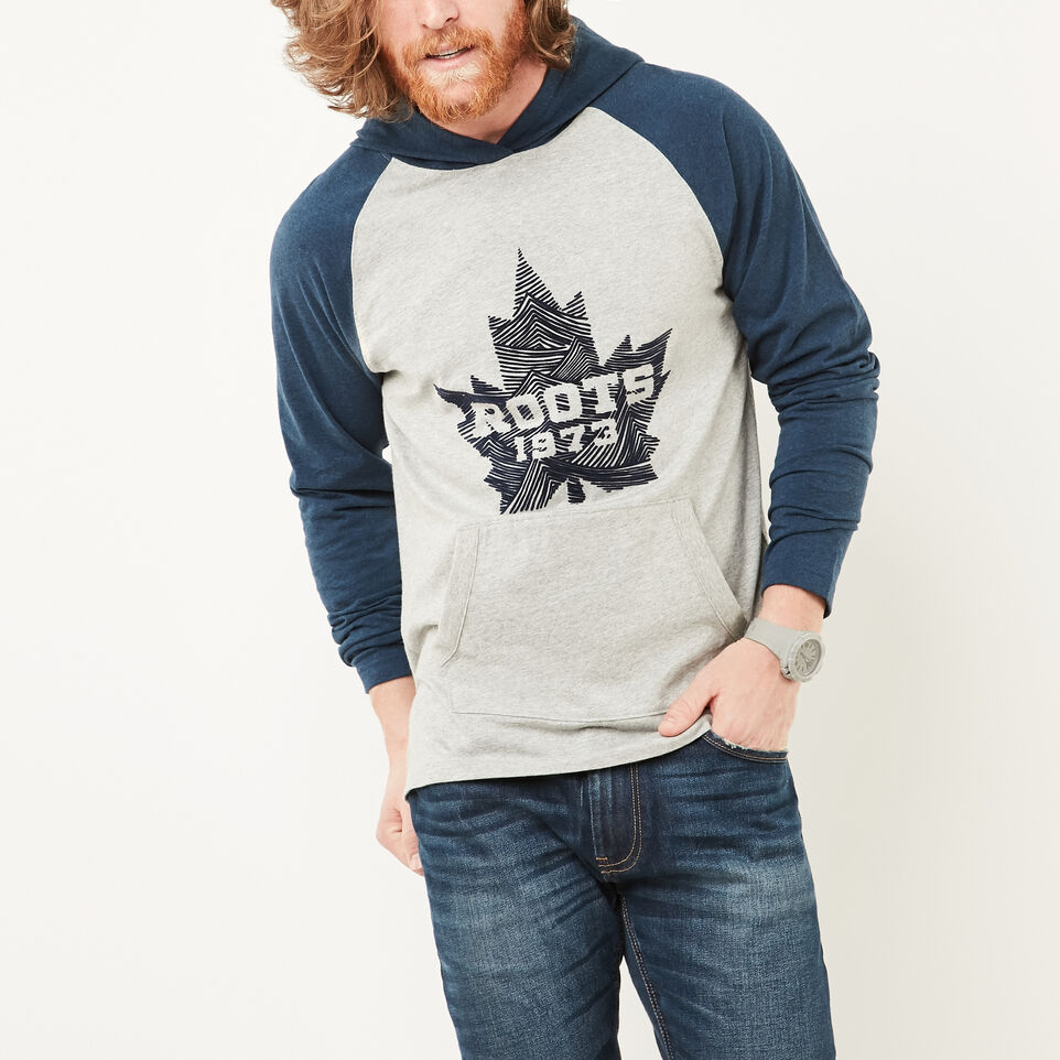Roots-undefined-Hoody T-shirt-undefined-B