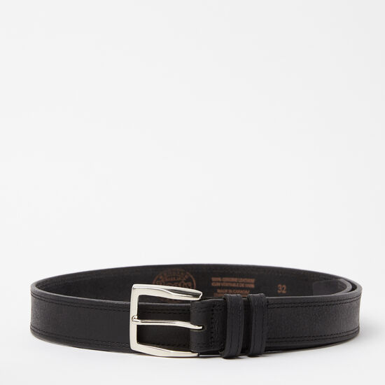 Roots-Men Belts-Oliver Belt-Black-A