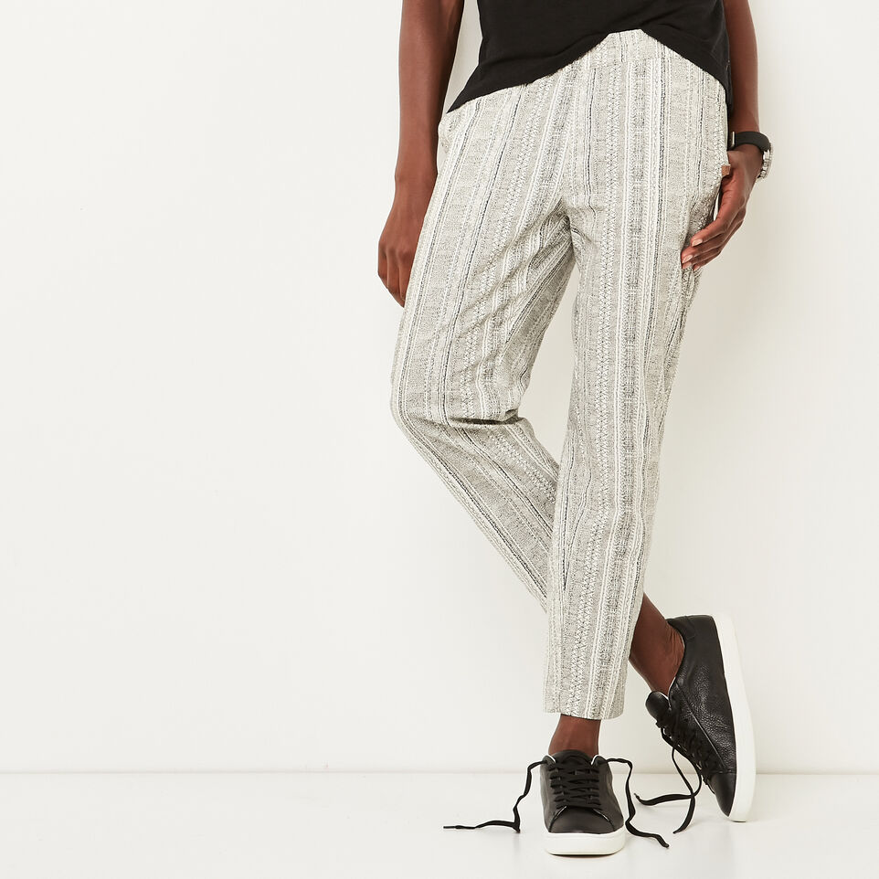 Roots-undefined-Printed Pennywell Pant-undefined-B
