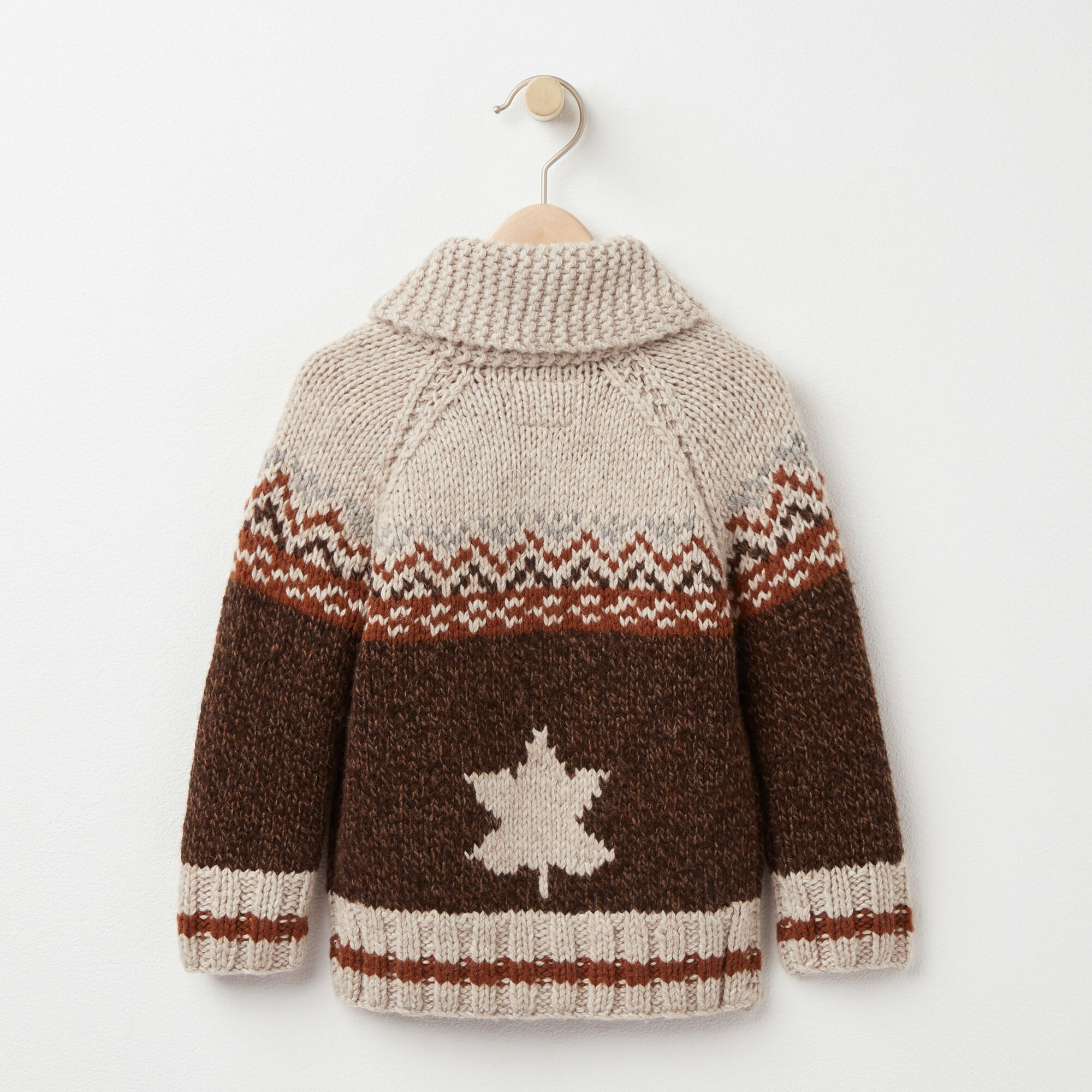 Toddler Mary Maxim Sweater