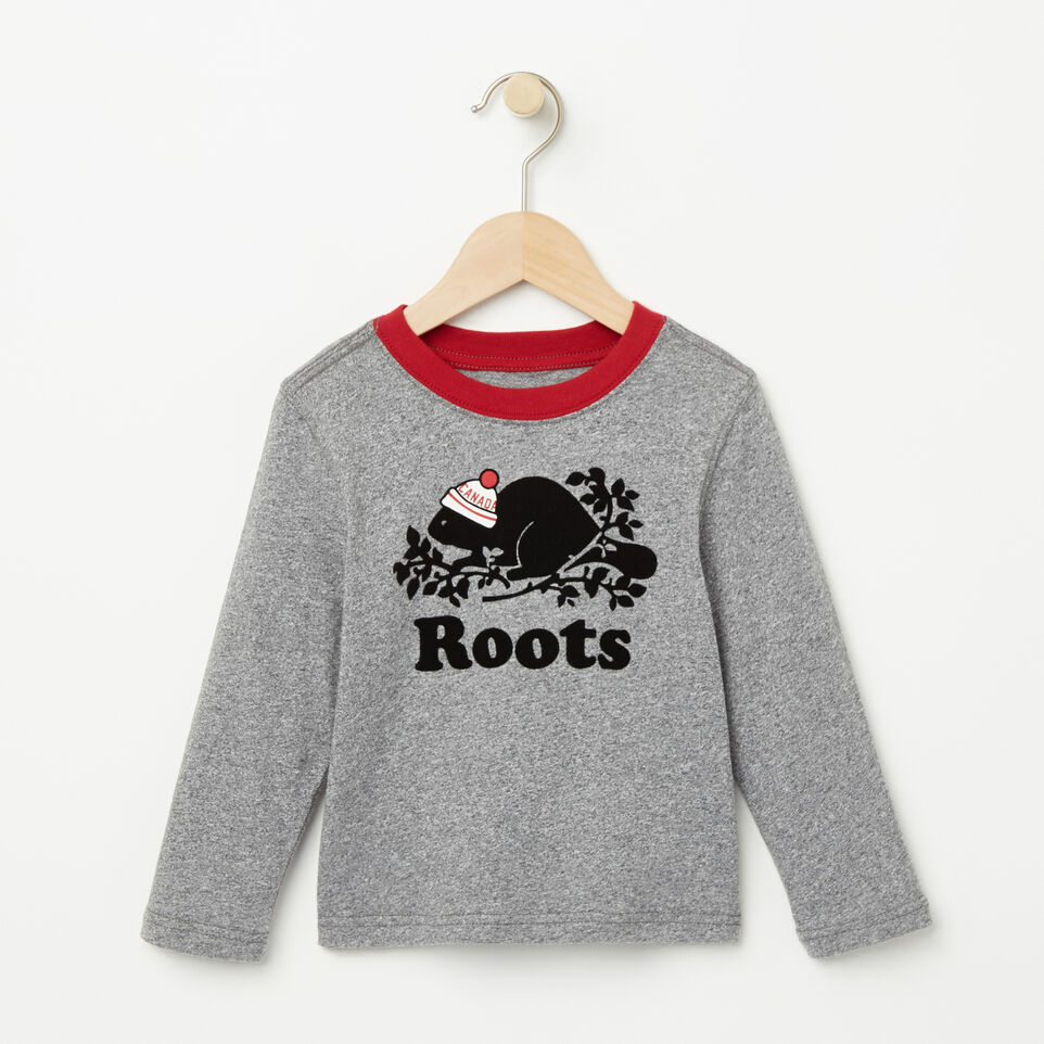 Roots-undefined-T-shirt Buddy pour tout-petits-undefined-A