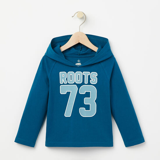 Toddler Jacob Hooded Top