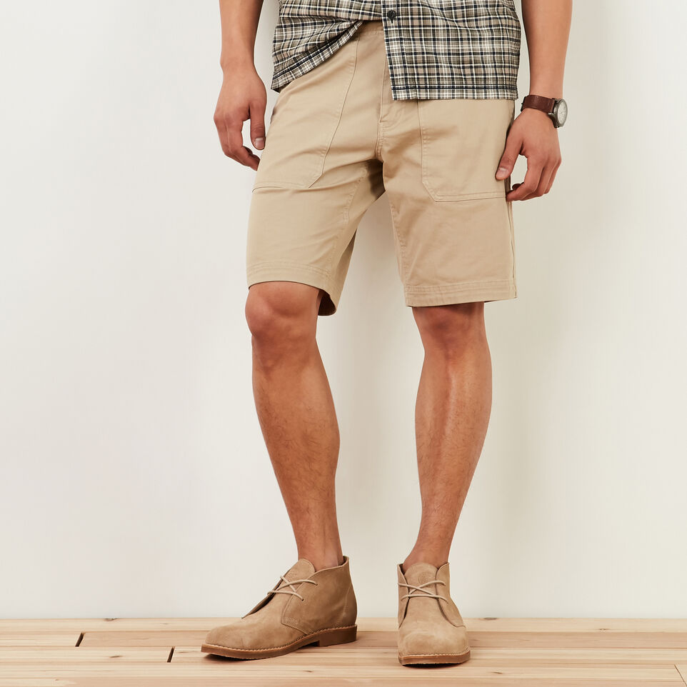 Roots-undefined-New Hiker's Shorts-undefined-A