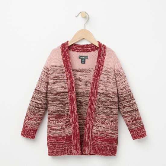Roots-Kids New Arrivals-Toddler Lindley Cardigan-Rhododendron-A