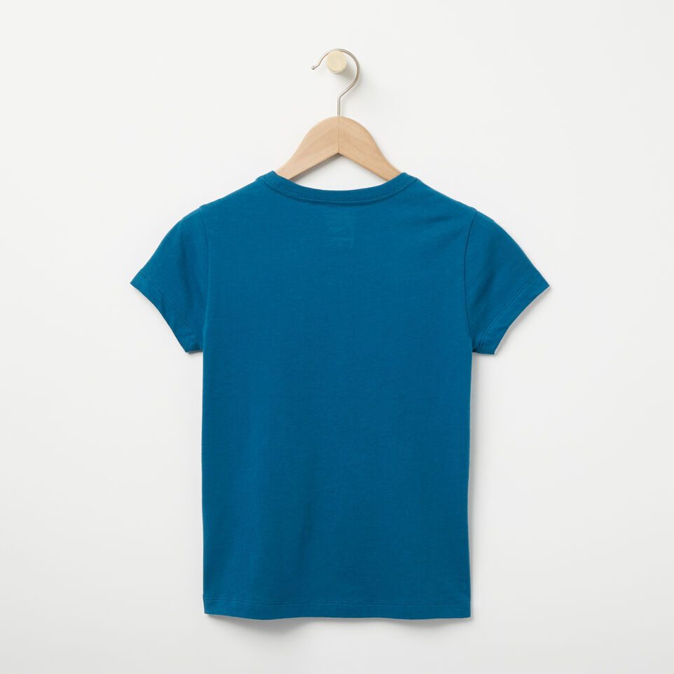 Roots-undefined-Girls RBA T-shirt-undefined-B