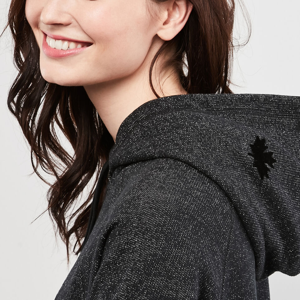 Roots-undefined-Roots Black Pepper Original Kanga Hoody-undefined-F