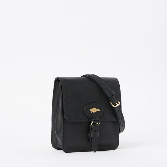 Roots-Femmes Sacs-Sac Money Box-Noir-A