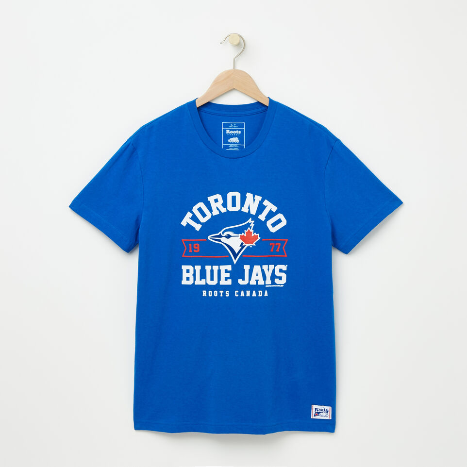 Roots-undefined-T-shirt Bann Blue Jays-undefined-A