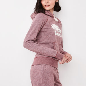 Roots-Women Bestsellers-Original Kanga Hoody-Wild Ginger Pepper-A