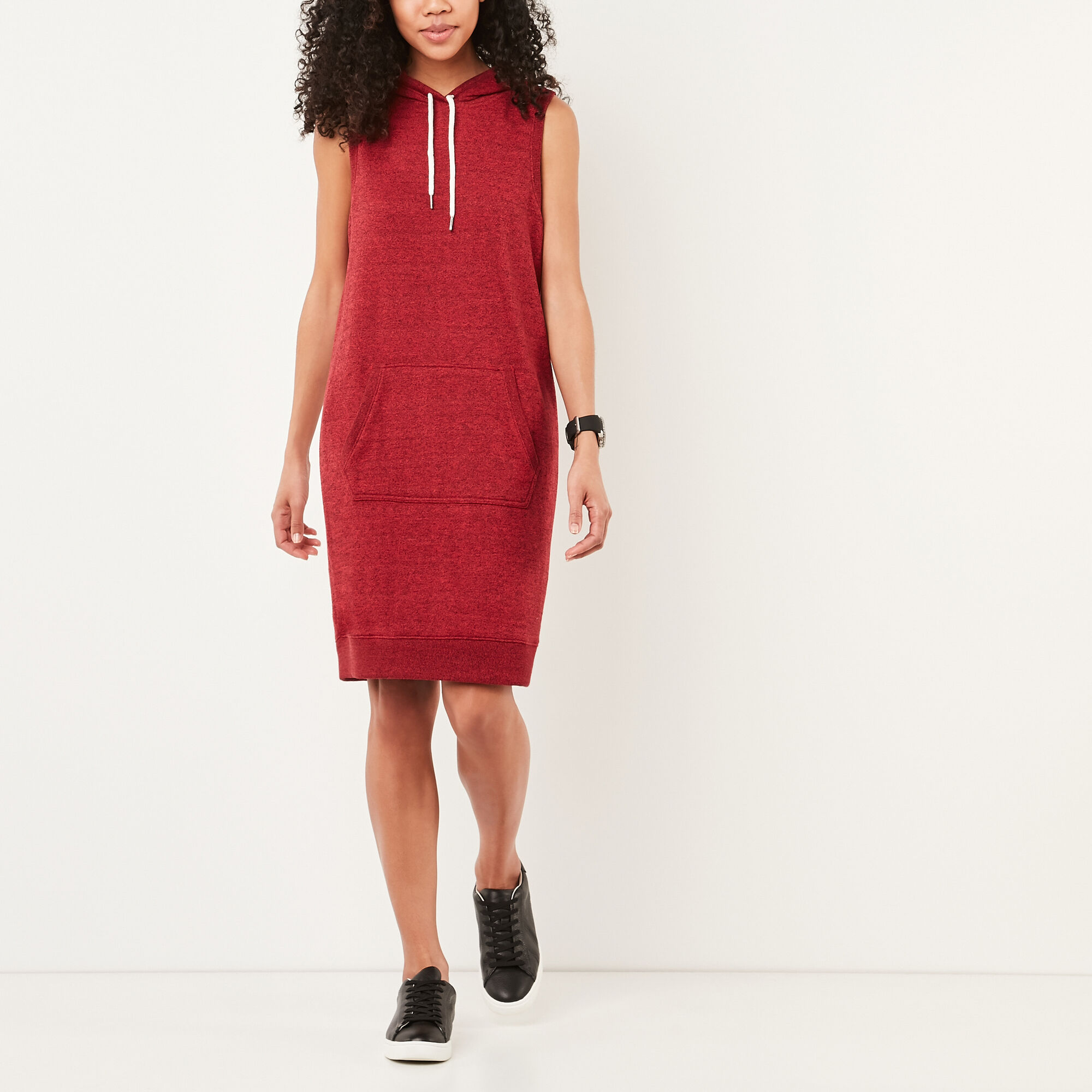 Eileen Hooded Dress