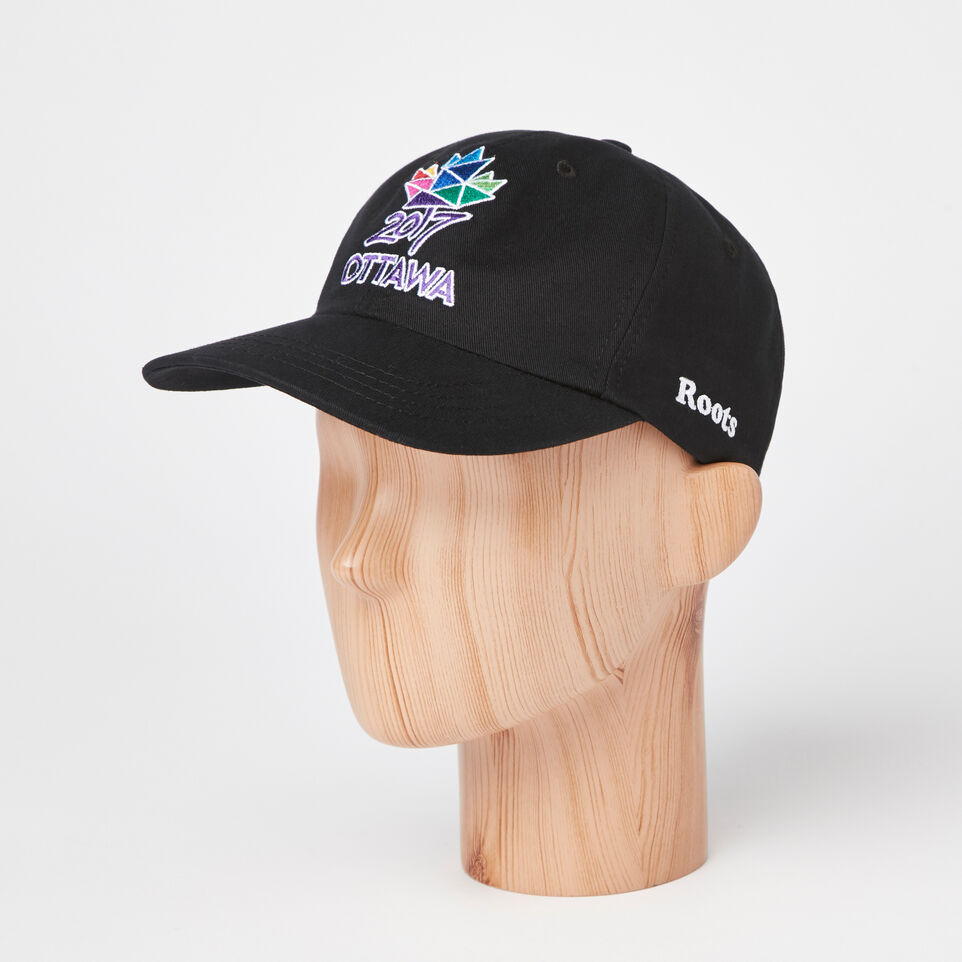 Roots-undefined-Ottawa 2017 Baseball Cap-undefined-B
