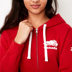 Roots-undefined-Womens Cooper Canada Full Zip Hoody-undefined-C