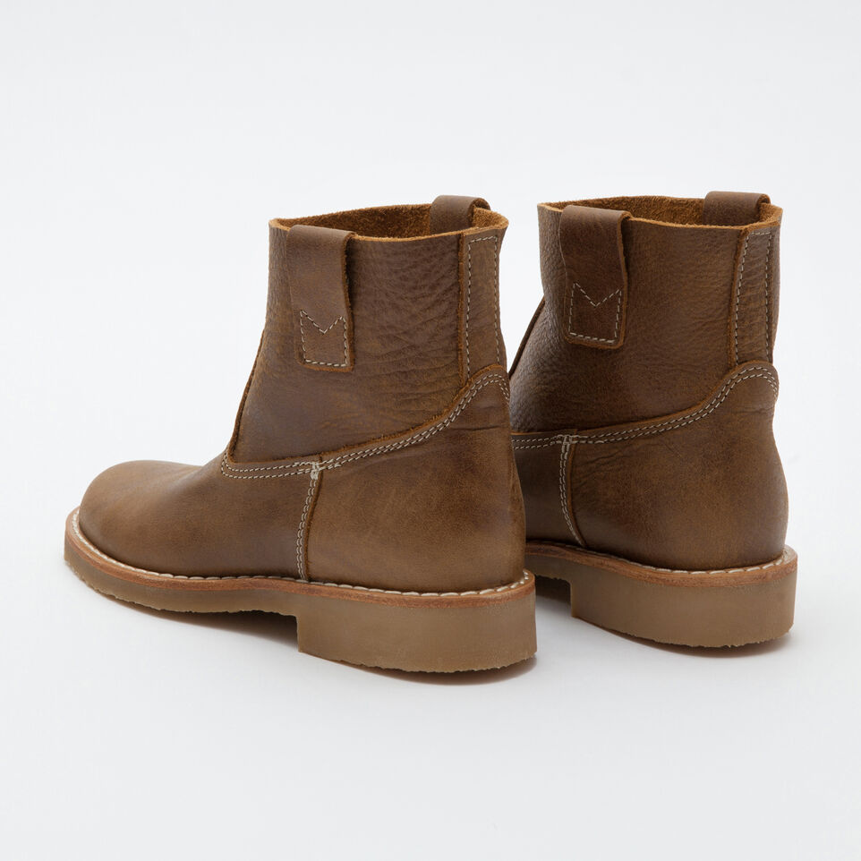 Roots-undefined-Demi-botte En Cuir Tribe-undefined-E