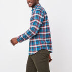 Roots-undefined-Daysland Flannel Shirt-undefined-B