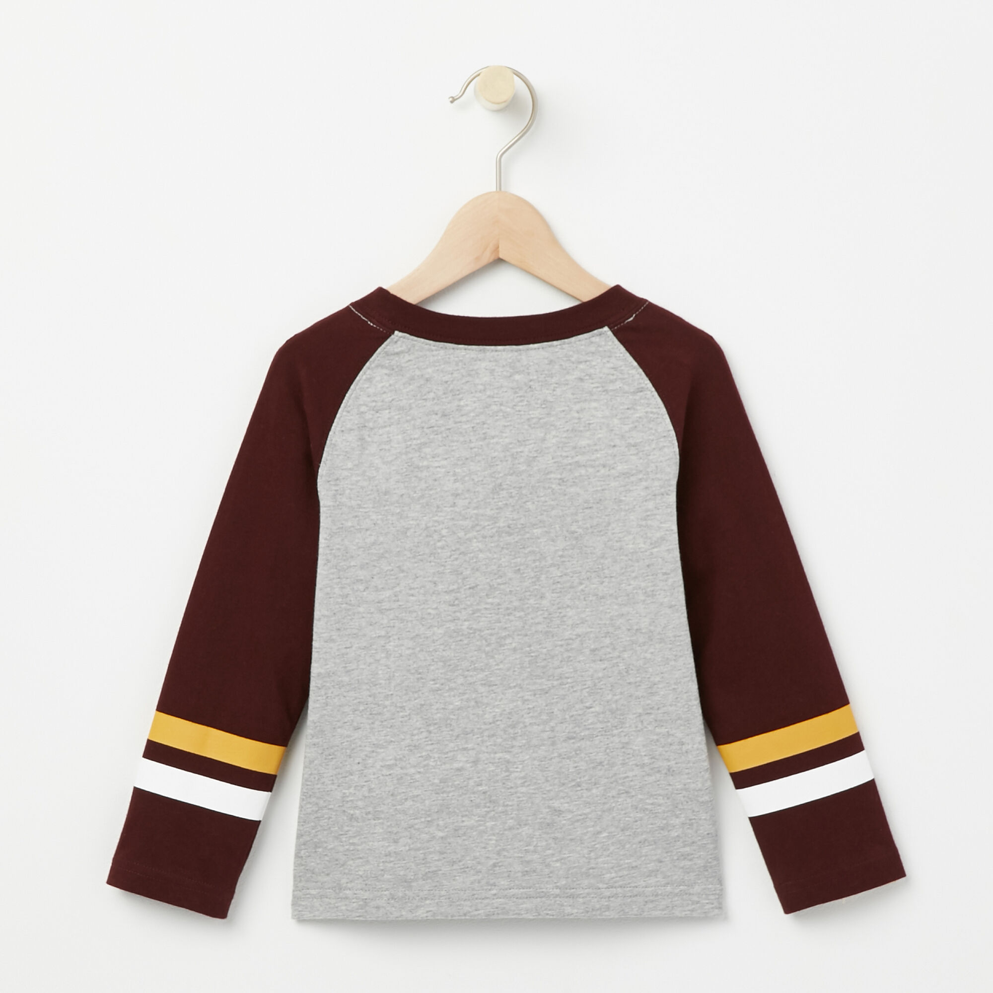 Toddler Riley Baseball Top