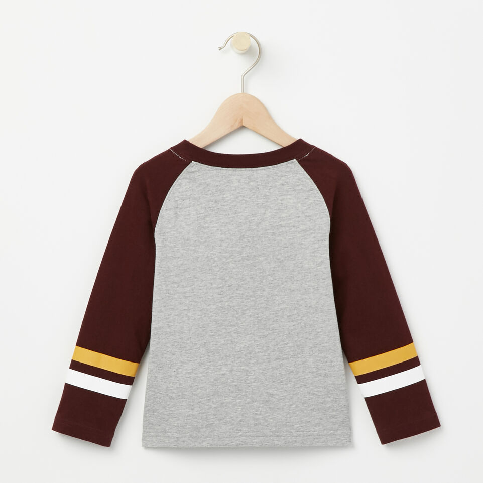Roots-undefined-Toddler Riley Baseball Top-undefined-B