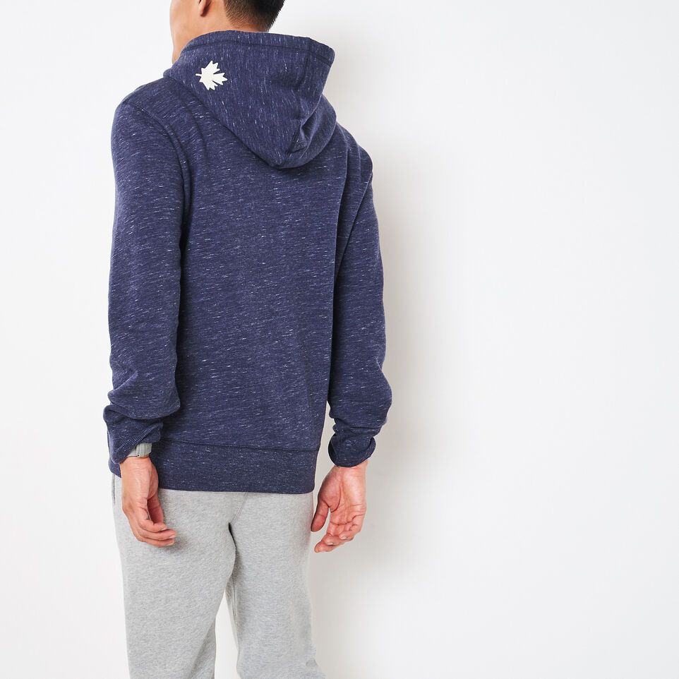 Roots-undefined-3 On 3 Space Dyed Zip Hoody-undefined-D