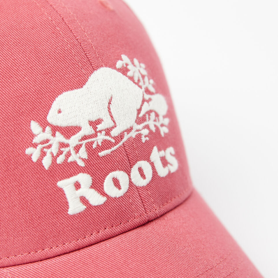 Roots-undefined-Kids Cooper Baseball Cap-undefined-D