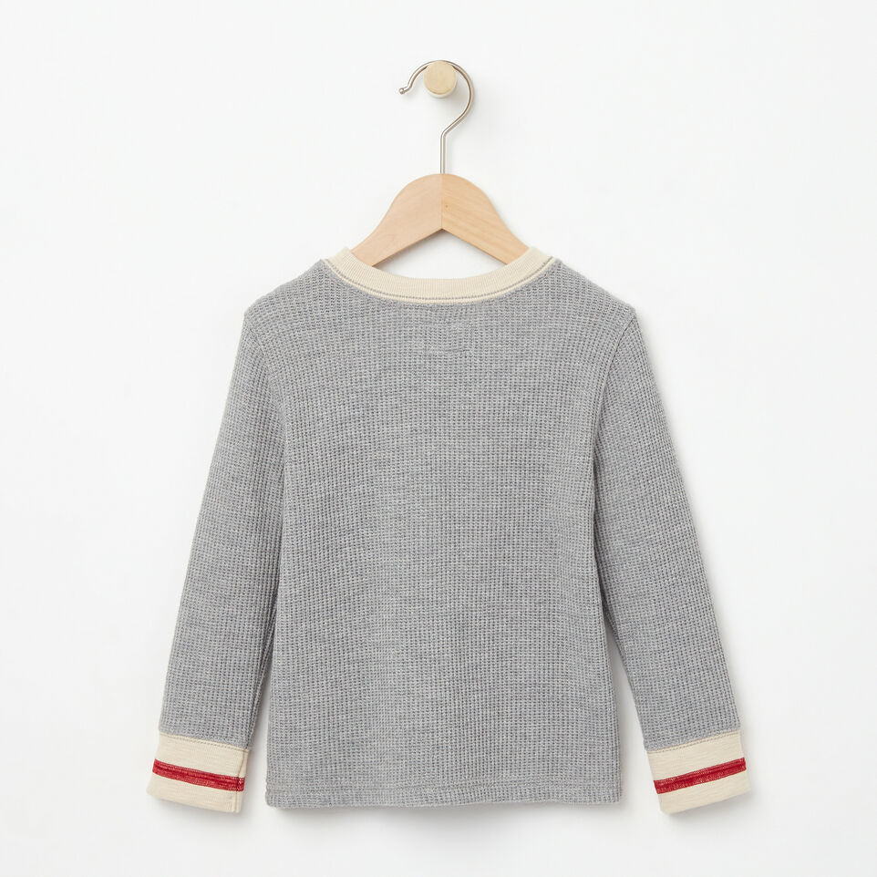 Roots-undefined-Toddler Roots Cabin Waffle Top-undefined-B
