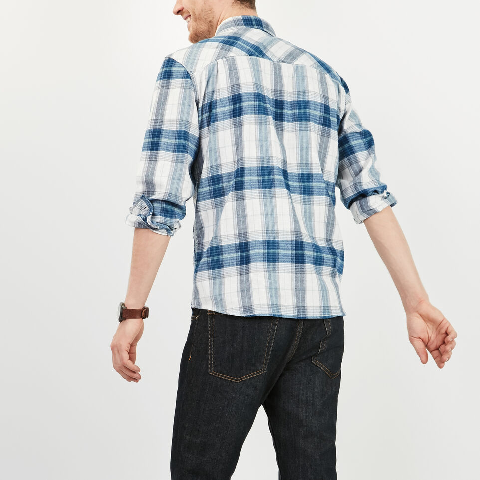 Roots-undefined-Bell River Plaid Shirt-undefined-D