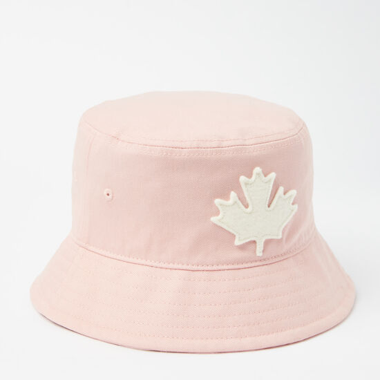 Toddler Canada Leaf Bucket Hat