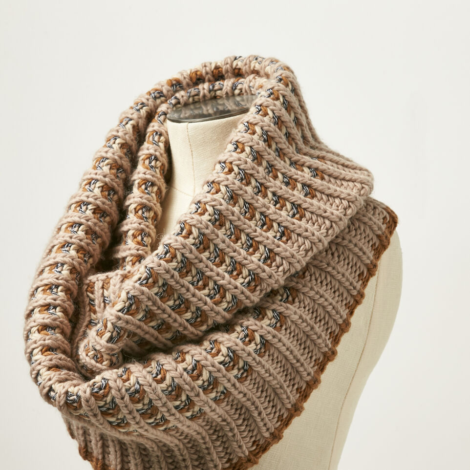 Roots-undefined-Jaclyn Chunky Infinity Scarf-undefined-B
