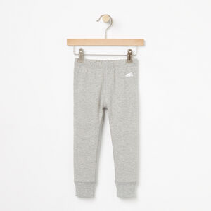 Roots-Kids Bottoms-Toddler Original Terry Legging-Grey Mix-A