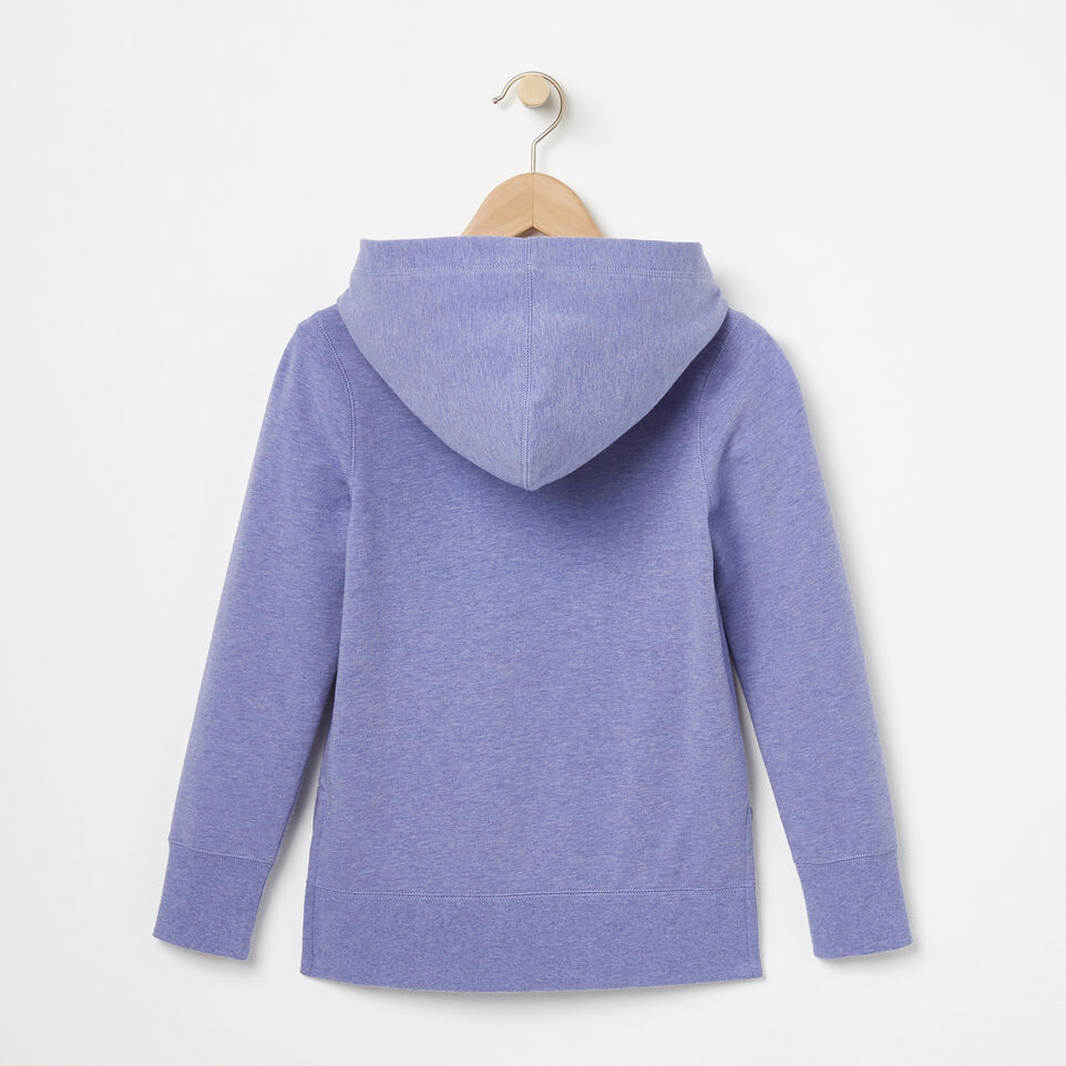 Roots-undefined-Girls Cooper Kanga Hoody-undefined-B