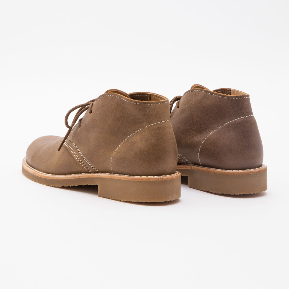 Roots-undefined-Botte Chukka cuir Tribe pour hommes-undefined-E